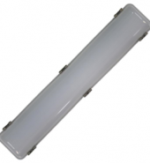 Voltex LED 24W Weatherproof IP66 Batten – 600mm – 5000K
