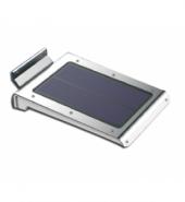 Solar Powered PIR Sensor LED Wall Light