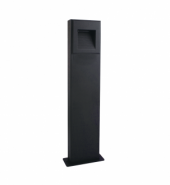 Vibe Calais 800 Series 9W Black LED Bollard Light