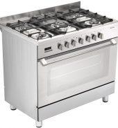 7 Function Italian Made Freestanding Cooker – 900mm Model FSD90-SS2