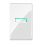 NON WIFI LIGHT WHITE SWITCH ONE-GANG