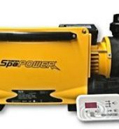 Davey SP601 with 1.5hp Single Speed Pump Model SP600kit
