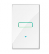 WIFI GOOGLE LIGHT WHITE SWITCH ONE-GANG