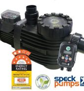 Speck Badu Eco Touch VS Vairable Speed 8 Star Pool Pump Model PDSPBETVS