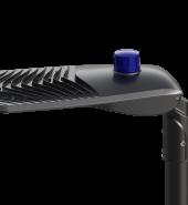 LED STREET LIGHT 180W – 6500K – 21,600 LUMENS – IP66 – BLACK(Model -ST-180W-CW-B-PE)