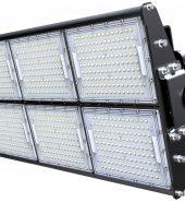 LED STADIUM FLOOD LIGHT – 960W – 124,800 LUMENS – 5700K (Model – LED-FL960W)