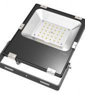 LED SLIMLINE FLOOD LIGHT- 100W – 12,500 LUMENS – 6000K (Model – LED-SFL100W)