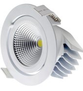 LED SNORKEL DOWNLIGHT – 25W – 5000K – WHITE (Model – LED-SN25W-5K)