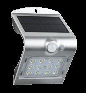 LED SOLAR LIGHT – 1.5W – 3000K+6000K – SILVER (Model –  LED-SPL-S)