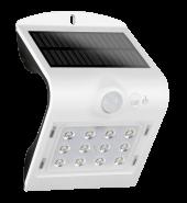 LED SOLAR LIGHT – 1.5W – 4000K+6000K – WHITE (Model –  LED-SPL-W)