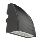 LED 70W WALL PACK LIGHT – 5700K – BLACK (Model – LED-WL70W-B)