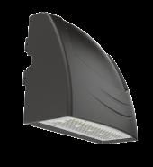LED 40W WALL PACK LIGHT – 5700K – BLACK (Model – LED-WL40W-B)