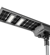 SOLAR STREET LIGHT – 40W – 6500K – 6800 LUMENS – IP65 (Model – ST-40W-CW-SE)