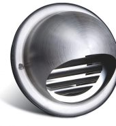 Stainless Steel Dome Grille (Model – DG100 – ALV201)